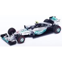 MERCEDES F1 W06 #6, 2015, N.Rosberg