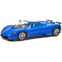 PAGANI Zonda C12, blue