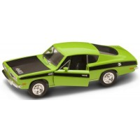 PLYMOUTH Barracuda, 1969, green