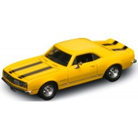CHEVROLET Camaro Z-28, 1967, yellow