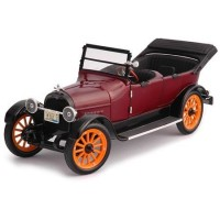 REO Touring 1917 rouge