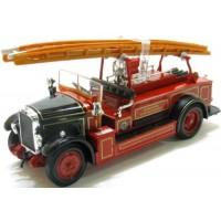 LEYLAND FK-1 Fire Engine, 1934, black/red