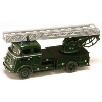 DAF A 1600 Fire Engine Army (NL), green