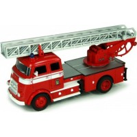 DAF A 1600 Fire Engine, red/white