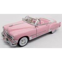 CADILLAC Coupe Deville 1949 pink