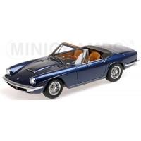 MASERATI Mistral Spyder, 1964, d.blue (limited 999)