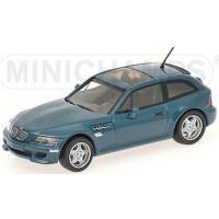 BMW M Coupé, 2002, blue