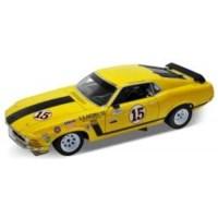 FORD Mustang Boss 302 #15, 1970, G.Follmer