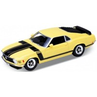 FORD Mustang Boss 302, 1970, yellow