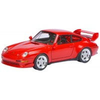 PORSCHE 911 (993) Cup 3.8, indian red