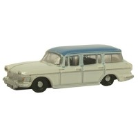 HUMBER Super Snipe, white/blue roof