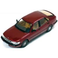 SAAB 900 V6, 1994, bordeaux