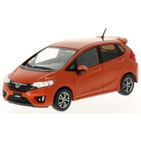 HONDA Jazz (Fit) 3, 2014, orange