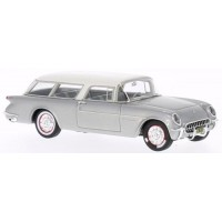 CHEVROLET Nomad, 1954, silver/white