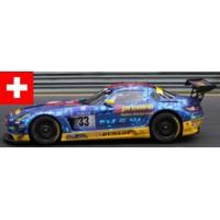 MERCEDES-BENZ SLS AMG GT3 24h Nürburgring'15 #33, K.Heyer / P.Frommenwiler / R.Huff / C.Krognes