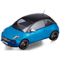 OPEL Adam, 2013, blue/black