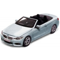 BMW 4-Series Cabriolet, 2014, met.silver