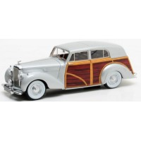 BENTLEY Mk6 Chassis #B441DZ Harold Radford Countryman, 1950, grey/wood