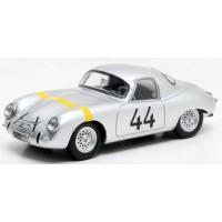GLÖCKLER-PORSCHE 356 Special Roadster Weidenhausen, 1952, silver