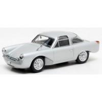 GLÖCKLER-PORSCHE 356 Special Coupé, 1954, silver