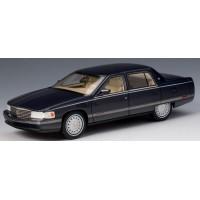 CADILLAC Sedan DeVille, 1994, met.blue