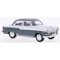 VOLGA M-21, 1959, grey/white