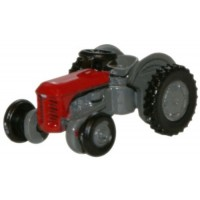 FERGUSON Tractor, red/grey