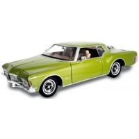 BUICK Riviera GS, 1971, met.green