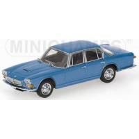 MASERATI Quattroporte, 1963, met.blue