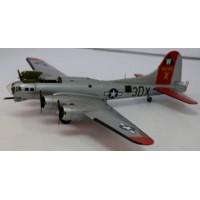 B-17 Bomber silver