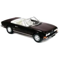 PEUGEOT 504 Cabriolet, 1971, black