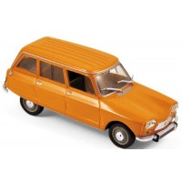 CITROËN Ami 8 Break, 1976, ténéré orange