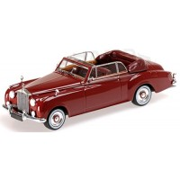 ROLLS ROYCE Silver Cloud 2 Cabriolet, 1960, red (limited 3000)