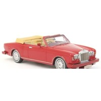 BENTLEY Continental DHC, 1984, red