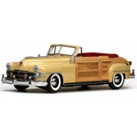 CHRYSLER Town & Country, 1948, yellow lustre
