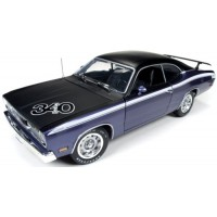 PLYMOUTH Duster 340 FC7, 1971, violet purple