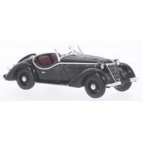 WANDERER W25K Roadster, 1936, black