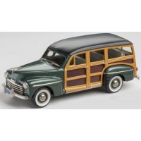 FORD V8 Station Wagon, 1947, parrot green poly
