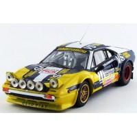 FERRARI 308 GTB Rally Elba'80 #11, Nico / Barban