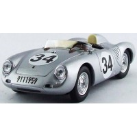 PORSCHE 550 RS LeMans'57 #34, Storez / Crawford