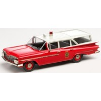 CHEVROLET Wagon Fire Chief, 1959