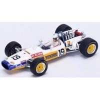 BRABHAM BT20 GP SouthAfrica'69 #19, P.DeKlerk