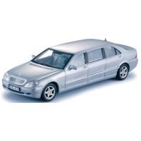 MERCEDES-BENZ S Pullman Class, 2000, silver