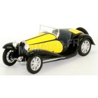 BUGATTI Type 55 open, 1932, yellow/black