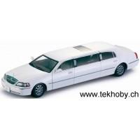 LINCOLN Limousine, 2000, white