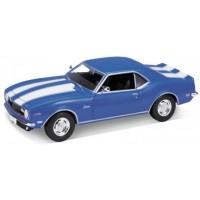 CHEVROLET Camaro Z28, 1968, blue