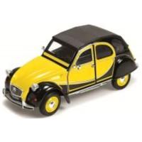 CITROËN 2CV 6 Charleston, 1982, yellow/black (limited 1200)