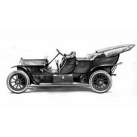 ISOTTA FRASCHINI BN/BNC 31/40 HP, 1909