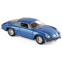 ALPINE Renault A110, 1973, blue