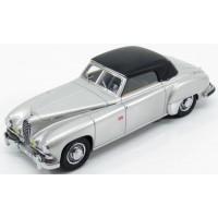 MERCEDES-BENZ 320 Wendler Cabriolet closed, 1940, silver